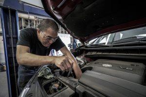entretien voiture électrique